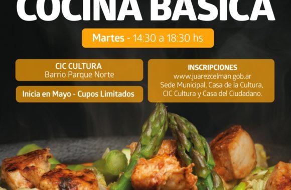 curso de cocina gratuito