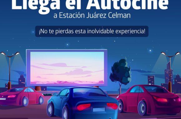 El Autocine llega a Estación Juárez Celman